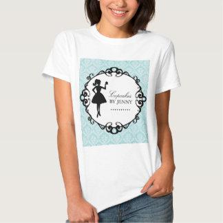 De elegante Bakkerij T'Shirt van het Silhouet T Shirts