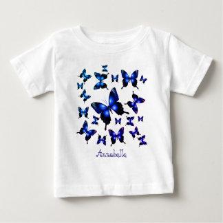 De Elegante Capricieuze Vlinders van Baby T Shirts