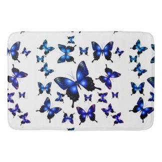 De Elegante Capricieuze Vlinders van Badmat