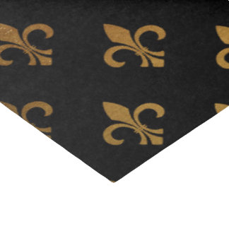 de elegante Fleur DE Lis omslag van de patroon 43,18 X 58,42 Cm Tissue Papier