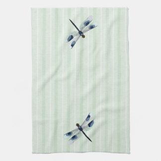 De elegante Handdoek van de Keuken van de Libel