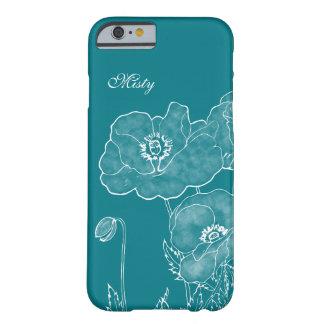 De elegante Kleur en de Naam van de Douane van het Barely There iPhone 6 Hoesje