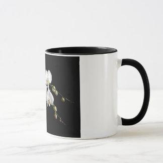 De elegante Mok van de Koffie van de Orchidee