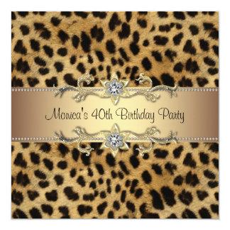 De elegante Partij van de Verjaardag van de Kaart