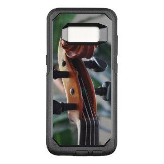 De elegante Rol van de Viool OtterBox Commuter Samsung Galaxy S8 Hoesje