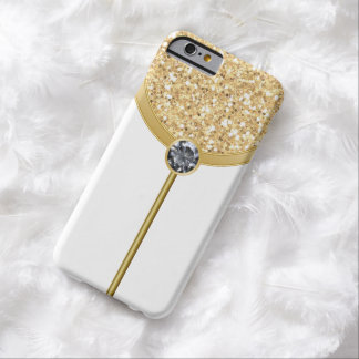 De elegante Stijl van het Juweel Barely There iPhone 6 Hoesje