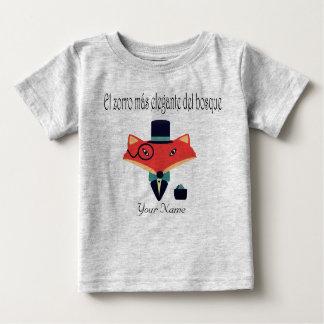 De elegante T-shirt van Jersey van het Baby van de