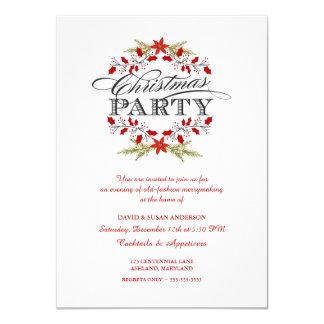 De elegante Uitnodigingen van de Partij van