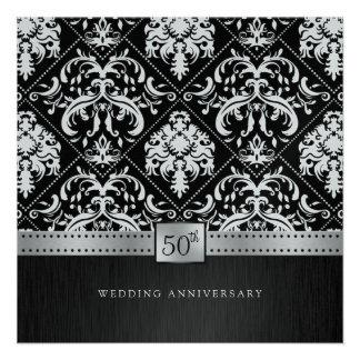 De elegante Verjaardag van het Huwelijk van de Zwa