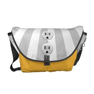 De elektrische Pret van de Afzet van de Muur van Messenger Bags