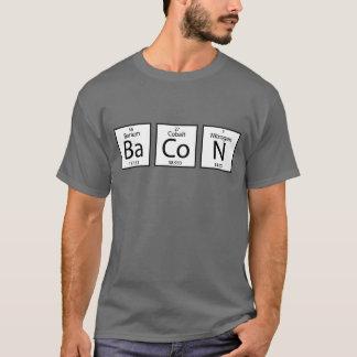 De Elementen van het bacon T Shirt