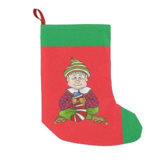 De Elf van het kenwijsje, de Kous van Kerstmis van Kleine Kerstsok