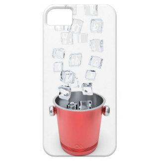 De emmer van het ijs barely there iPhone 5 hoesje