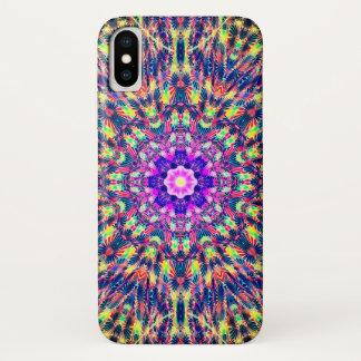 De Energie Mandala van de godin iPhone X Hoesje