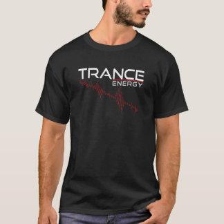 De energie van de trance t shirt