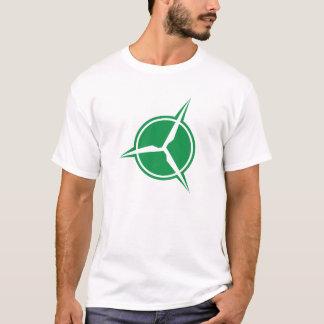 De Energie van de wind T Shirt