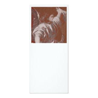 De Engel van de Aankondiging van Titian met Banner
