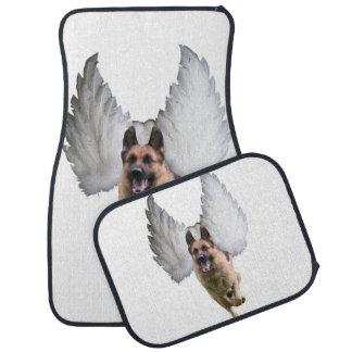 De Engel van de Duitse herder Automat
