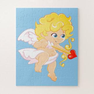 De Engel van de liefde Puzzel