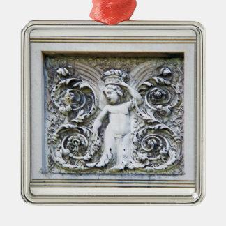 De Engel van de steen van het Ornament van de