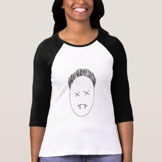 De Engel van de Zak van het ponsen T Shirt
