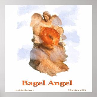 De Engel van het ongezuurde broodje Poster