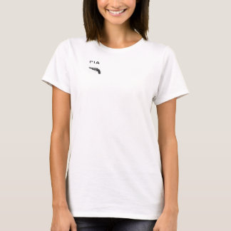 De Engel van Toting van het pistool T Shirt