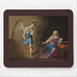 De Engelen c1515 van de geboorte van Christus en Muismat