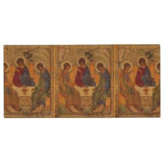 De Engelen van de drievuldigheid in Mamre