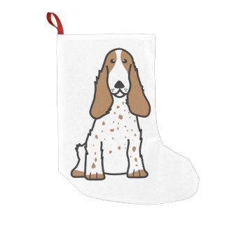 De Engelse Cartoon van de Hond van de Kleine Kerstsok