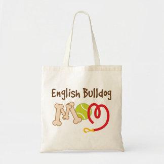 De Engelse Gift van het Mamma van het Hondenras Draagtas