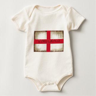 De Engelse Grunge Vlag van Engeland Heilige George Boxpakje