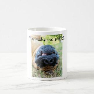 De Engelse hond die van de Mastiff - kop