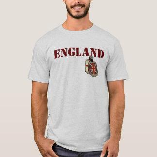 De Engelse Labels van de Hond T Shirt