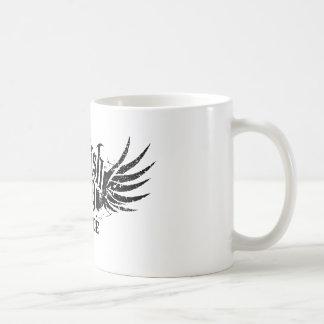 De Engelse Mok van de Koffie van de Mist