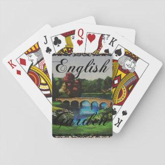 De Engelse Speelkaarten van het Collectie van de
