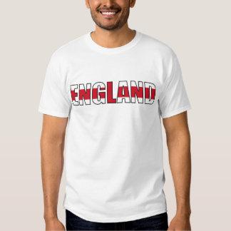 De Engelse Vlag van Engeland T Shirts