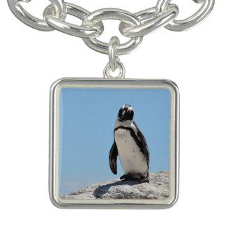 De enige Foto van de Pinguïn Bedel Armband