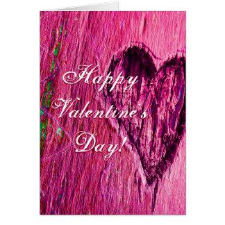 De enige Gelukkige Valentijnsdag van het Hart in R Kaarten