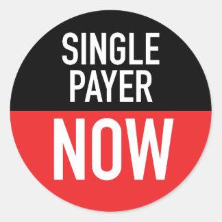 De enige Sticker van de Betaler nu