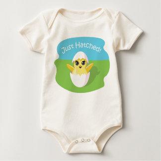 De enkel Uitgebroede Boon van de gelei Baby Shirt