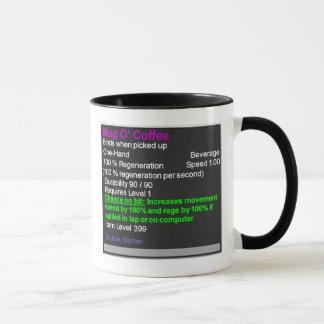 De epische Koffie van O van de Mok