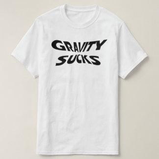 De ernst zuigt - de Grappige Humor van de Fysica T Shirt