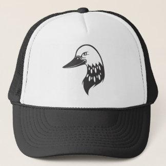 De ernstige Gemeenschappelijke Vogel van de Duiker Trucker Pet