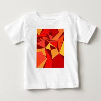 De etnische blokken van het ontwerp baby t shirts