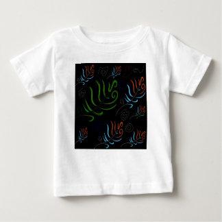 De etnische elementen van het ontwerp baby t shirts