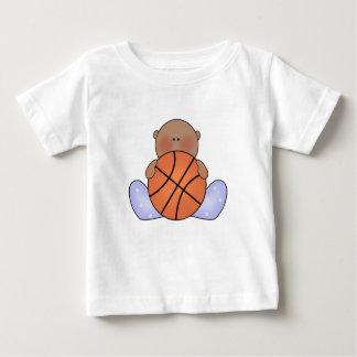 De Etnische Jongen van het Baby van het Basketbal Baby T Shirts