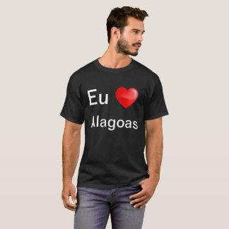 De EU amo Alagoas van Camiseta T Shirt