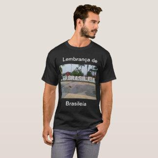 De EU amo Brasileia van Camiseta T Shirt