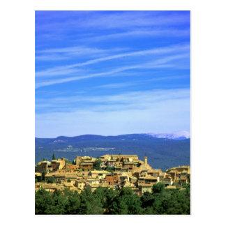 De EU, Frankrijk, de Provence, Vaucluse, Briefkaart